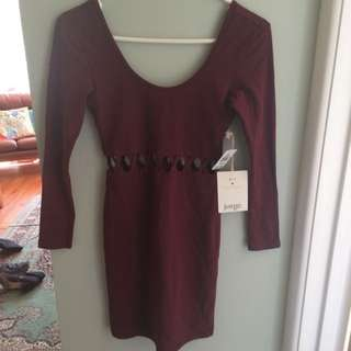 """jorge"" Midi Dress"