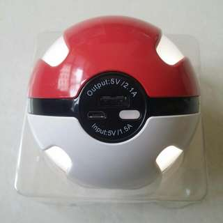 Pokemongo Pokeball Powerbank