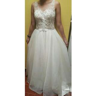 Wedding Gown (New)