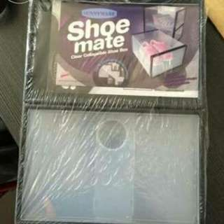 Collapsible Shoe Mate