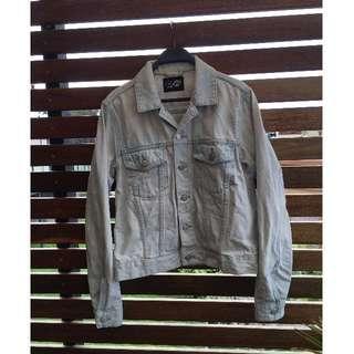 Cheap Monday Washed Denim Jacket