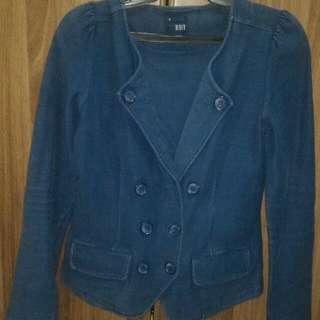 Blued Blazer