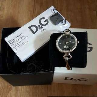 D&G鏈型手錶