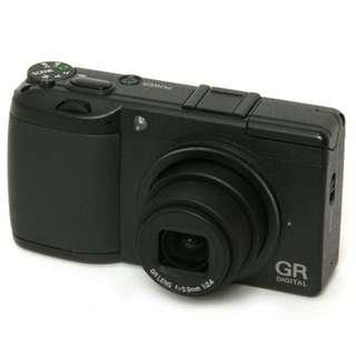 RICOH GRDII 相機
