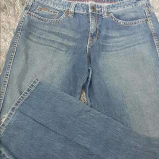 Faded Blue Esprit Jeans