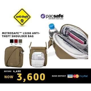 Pacsafe Bags