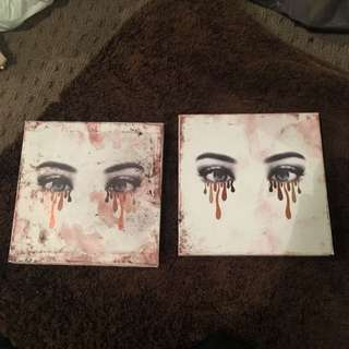 Kylie Jenner Kyeshadows