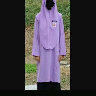 Reserved: PRS Baju Kurung Uniform