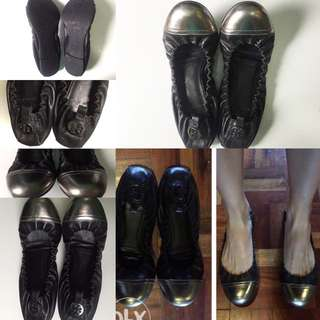 Tory Burch Abbey Flats 6.5M