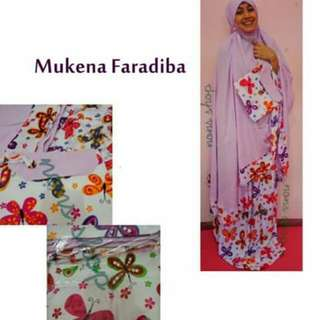 Mukena Faradiba