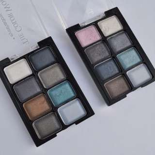 EYESHADOW | 2X The Colour Workshop Palettes