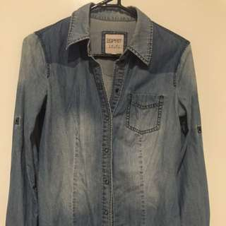 SPRIT Denim Shirt
