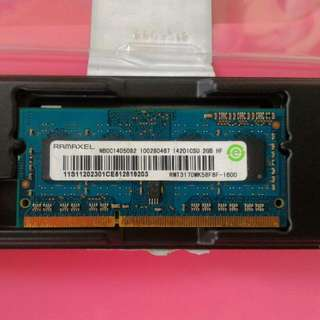 Repriced 2GB Low Voltage RAM