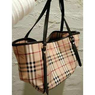 Authentic BURBERRY Classic Bag For Sale 99% New!