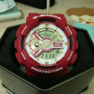 G-Shock鋼鐵人