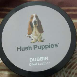 New Hush Puppies Dubbin Oiled Leather For Leather Shoes