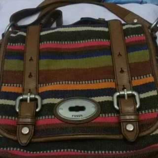 Tas Fossil Canvas Original
