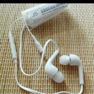 Sumsung Original Earpiece With Casing And Box