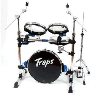 Portable Trapz Drumset