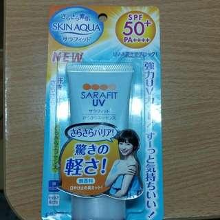 日製 Skin Aqua 防曬乳