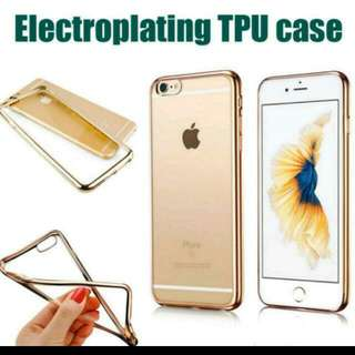 IPhone 6,6s,6+ Electroplated Casing