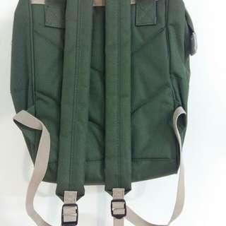 Anello Khaki Colour Backpack (mini Size)