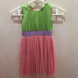 Customized Dress For Toddler