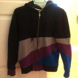 Red Dragon Zipup Sweater