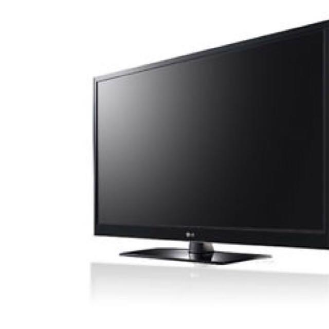 "42"" (106cm) HD Plasma TV LG"
