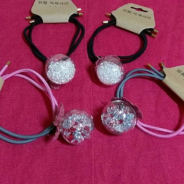 韓版精品手環+髮飾(飾品出清滿300免運費)