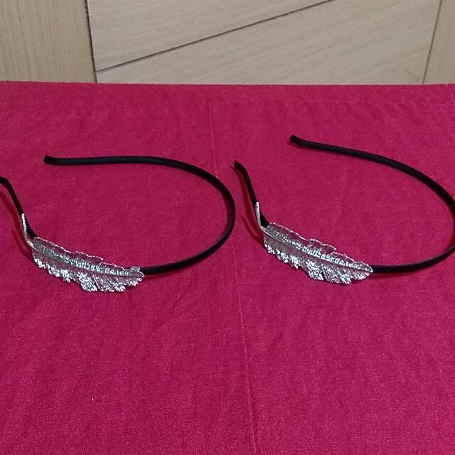 💝💝韓版人魚髮箍(飾品出清滿300免運費)