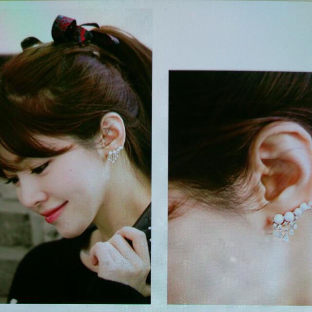 韓版精品耳環(飾品出清滿300免運費)
