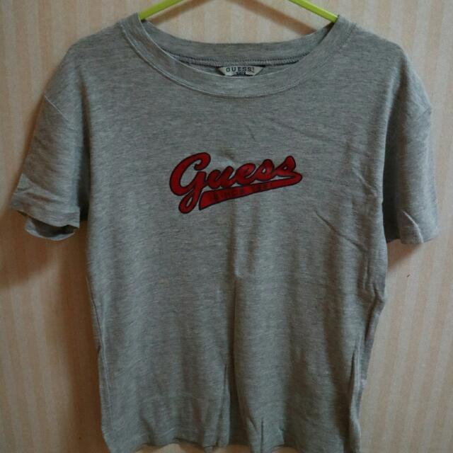 美國品牌 Guess T-shirts