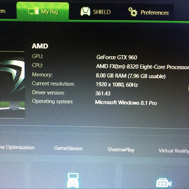 AMD MID-TIER GAMING RIG on Carousell