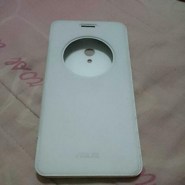Asus Zenfone 5原廠 掀蓋 手機殼 智慧透視皮套