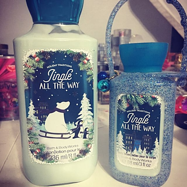 Bath And Body Works Cream
