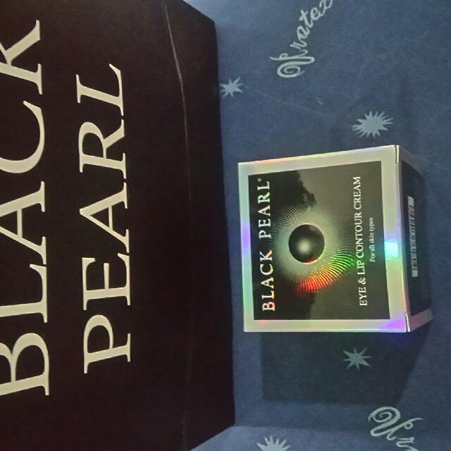Black Pearl Eye & Lip Contour Cream