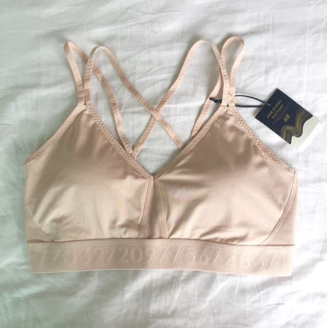 Brand New H&M Sports Bra