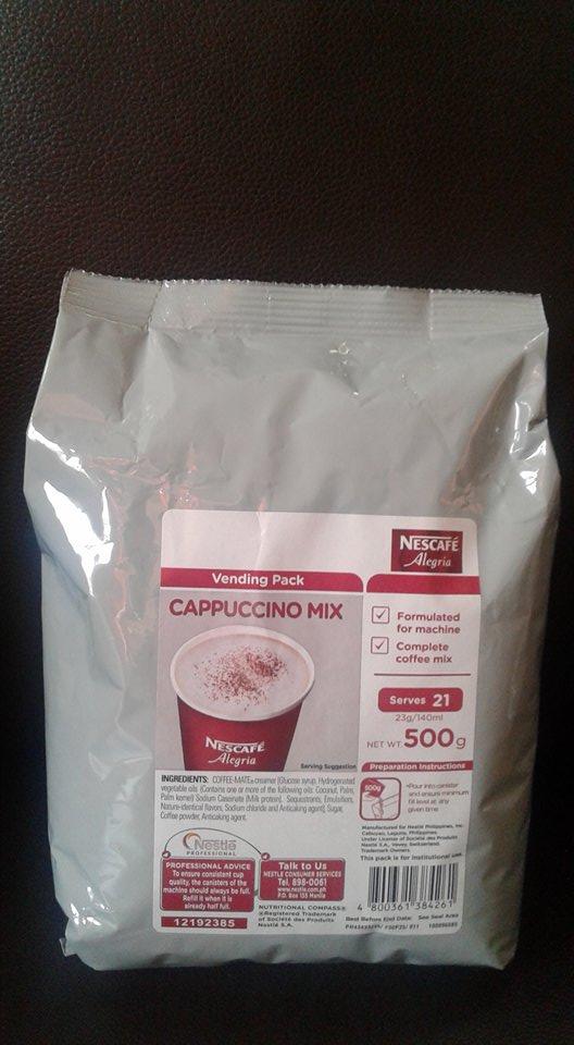 Cappucino Mix