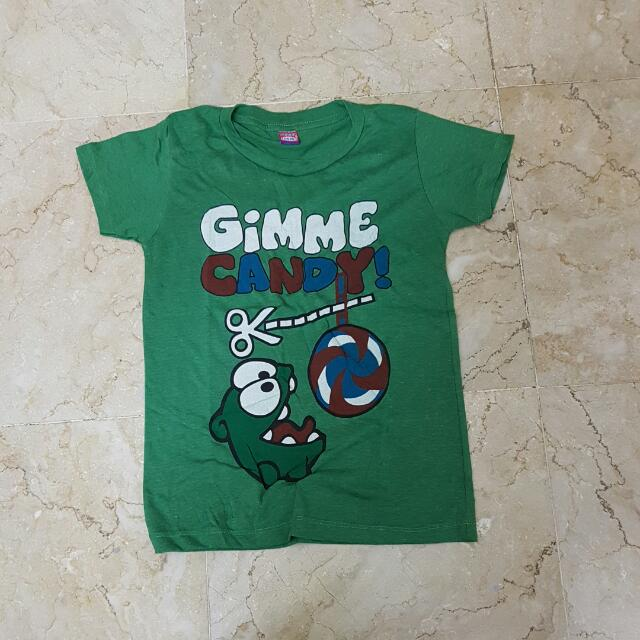Cartoon Tshirt