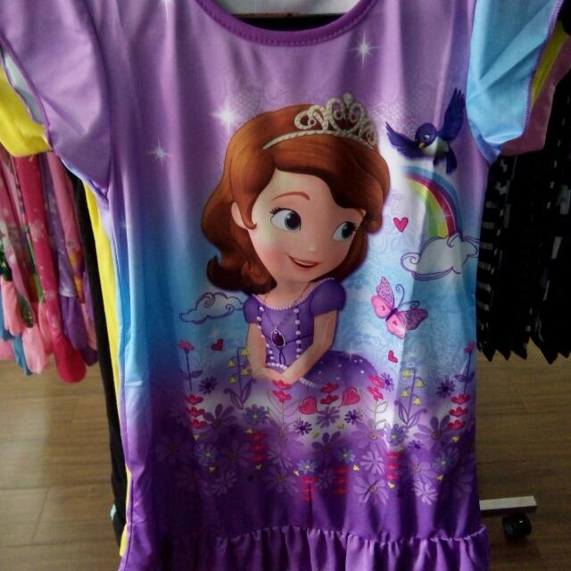 Character Dress (Sleepwear)