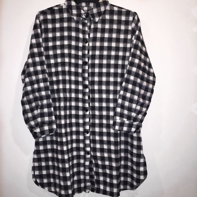 Checkered Flanel