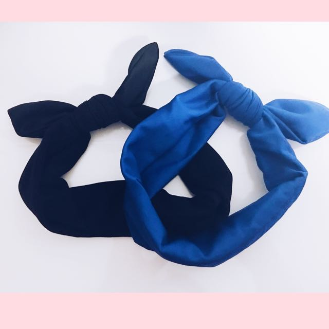 Cute Bunny Bow Headband