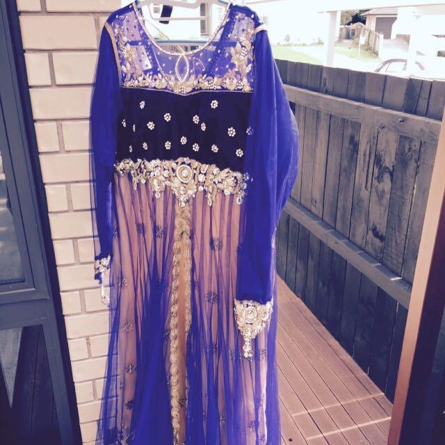 Elegant Indian 3 Piece Suit