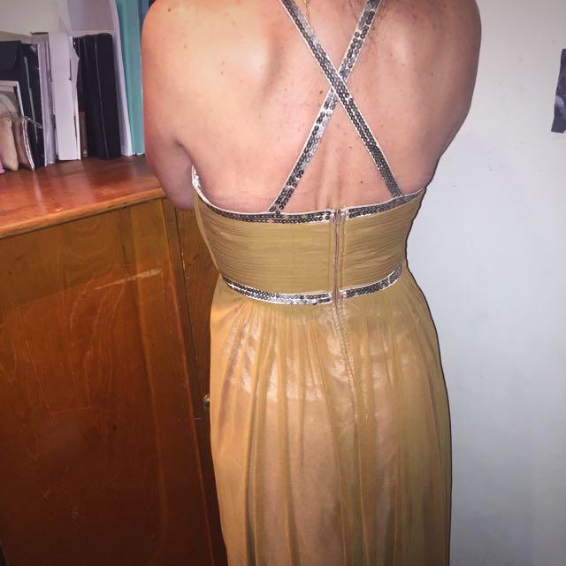 George Formal Dress Size 8
