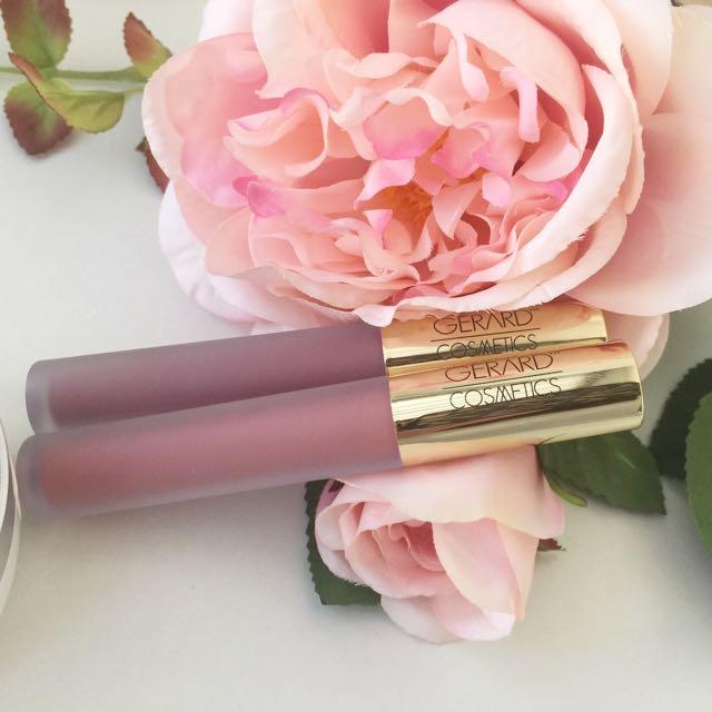 Gerard Liquid Lipsticks