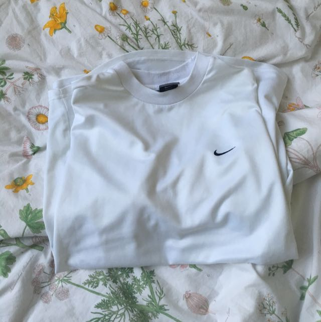 HIGH NECK NIKE TENNIS TOP