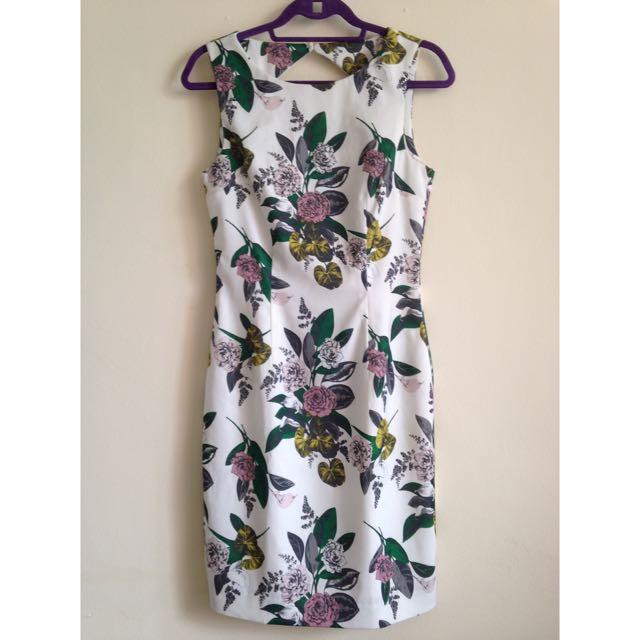H&M Flower Dress