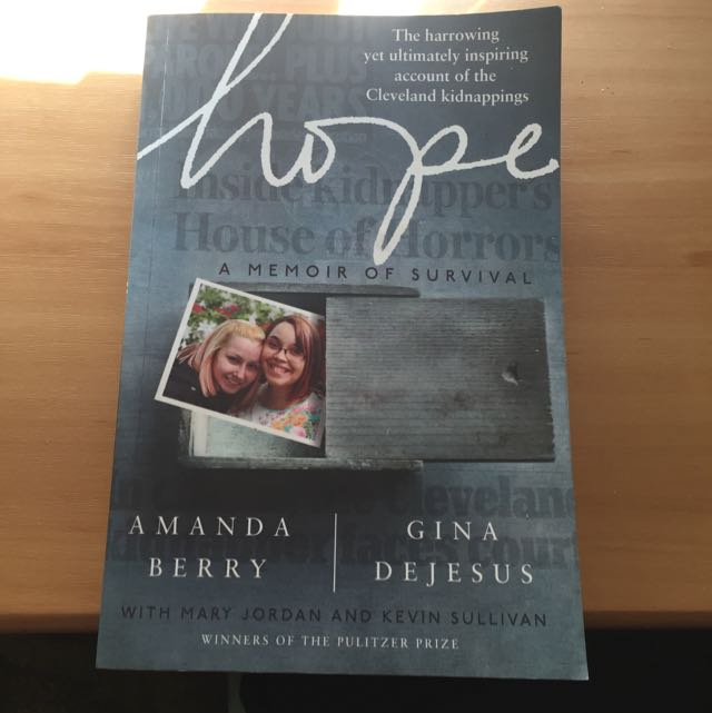 Hope, Amanda Berry & Gins Dejesus