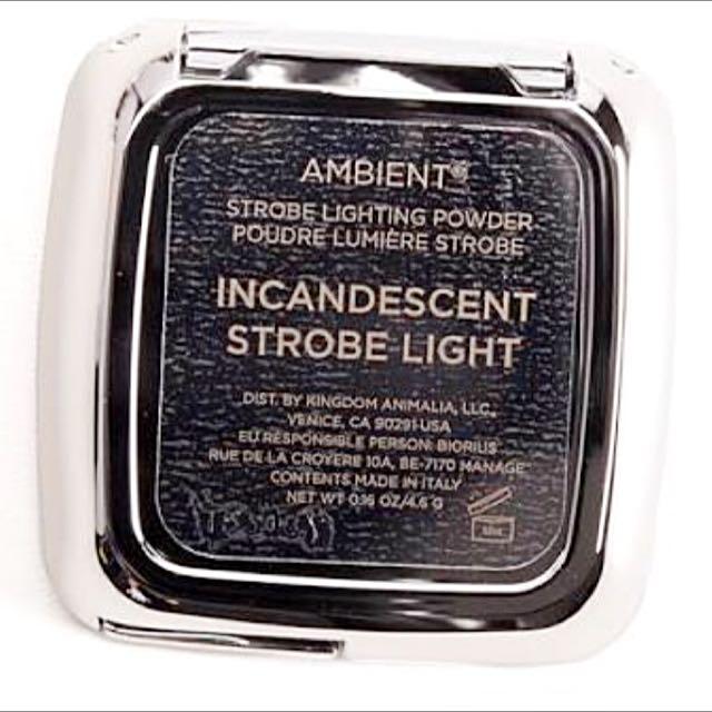 Hourglass Incandescent Strobe Light(Mini)